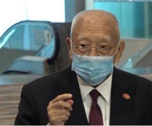 董建华:港区国安法给予香港再出发的机会