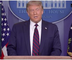"""""""如果中国先研制出疫苗,美国怎么办?""""特朗普:我们愿与中国合作"""