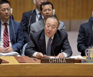 中国常驻联合国代表:香港明天会更好
