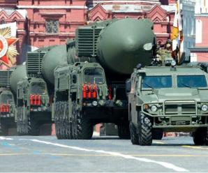 俄罗斯警告将视任何来袭弹道导弹为核威胁