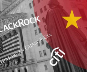 世界金融巨头纷纷看好中国市场,原因何在