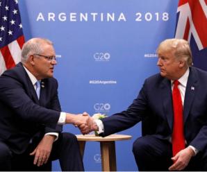 澳向美国表忠心?英媒透露重要风声,中国将失去澳大利亚卫星站