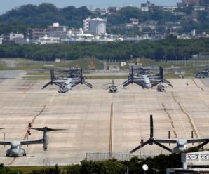 """美媒披露:驻日美军基地""""毒害""""冲绳"""