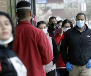 美国确诊超820万例 美专家:接下来或将迎疫情最黑暗时期