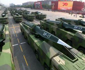 """东风-17进驻福建和广东 台媒:主要目标在于威慑""""台独"""""""