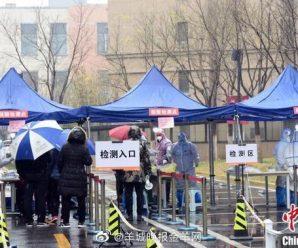 天津市滨海新区核酸检测人数超过百万人
