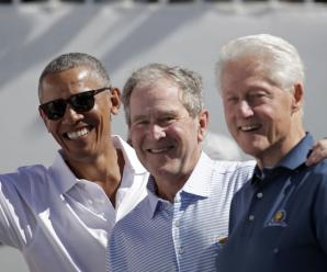 外媒:美国三位前总统表示愿意公开接种新冠疫苗