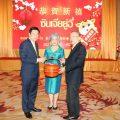 泰国中华总商会举行成立110周年祈福法会