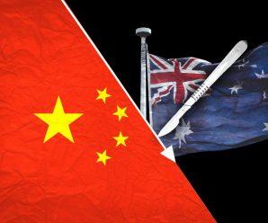 """中国对澳大利亚投资""""断崖式下降"""""""