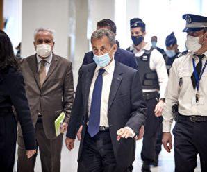 萨科齐被判三年监禁震惊法国舆论 法媒:已不可能再复出