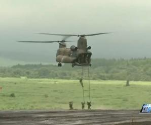 28年来最大规模陆上自卫队演习 日本到底想干啥?