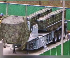 """台""""雄风-2E""""导弹真身首次曝光,就这?"""