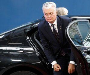 装腔作势 立陶宛总统呼吁缓和中立关系 同时提出一个条件