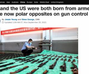 CNN就这一丁点的客观内容 都让美国反华势力心态爆炸